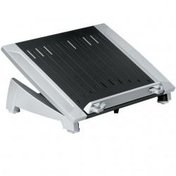 Support Office Suites™ Laptop Riser Plus, hauteur et angle réglables, 165,10 x 384,30 x 289,05 mm, Noir/Gris